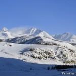 Горы Алтая, Кош-Агачский район