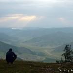 Вид на село Ело, Онгудайский район